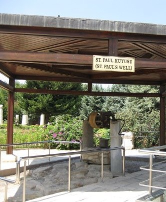 St. Paul's Well in Tarsus
