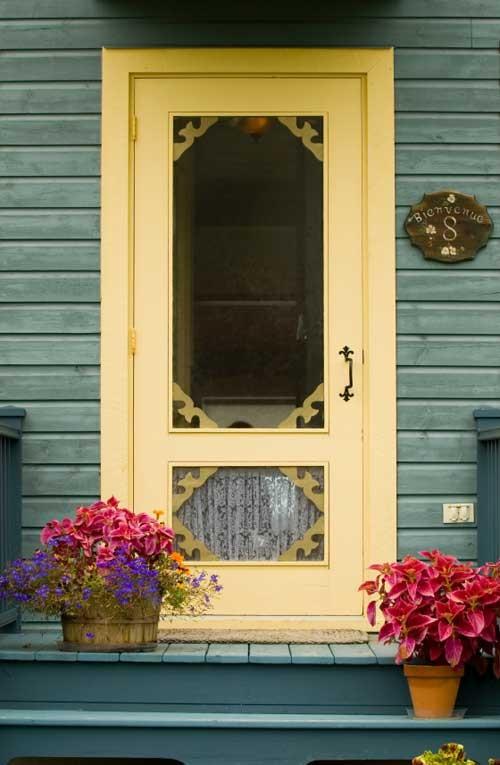 via~ country villa decor & HOME DESIGN: 5 TIPS TO ENHANCE YOUR DOOR ENTRANCE « Bloom With Joy